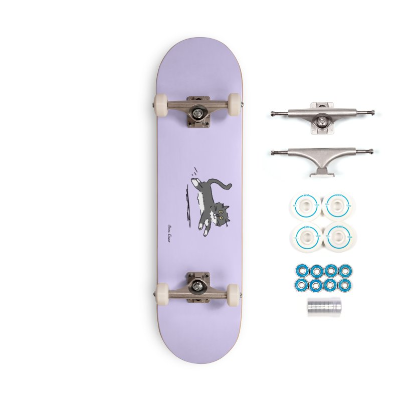 Piepie rent! Accessories Skateboard by Oom Dano's Winkeltje