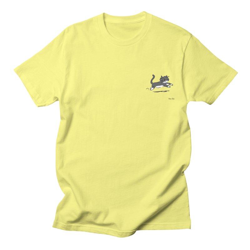 Piepie rent! Men's T-Shirt by Oom Dano's Winkeltje