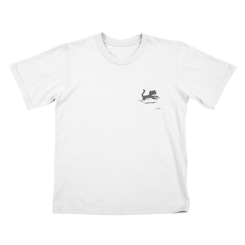Piepie rent! Kids T-Shirt by Oom Dano's Winkeltje