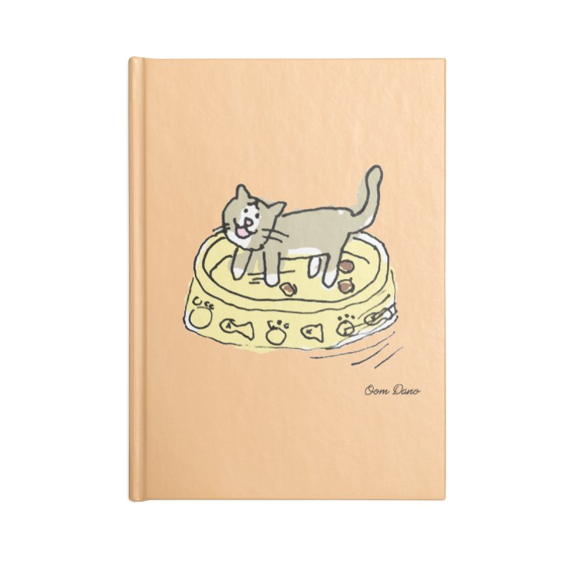 Spinner Spinner Accessories Notebook by Oom Dano's Winkeltje