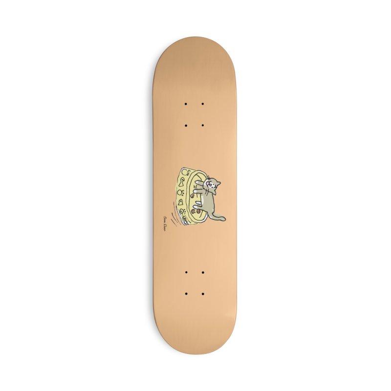 Spinner Spinner Accessories Skateboard by Oom Dano's Winkeltje
