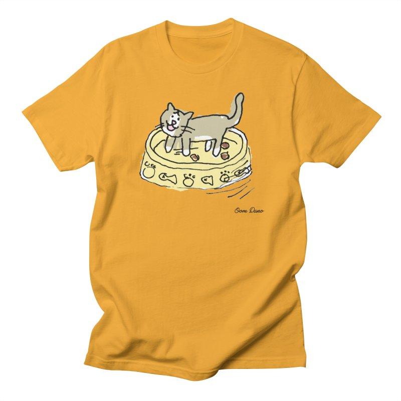 Spinner Spinner Men's T-Shirt by Oom Dano's Winkeltje