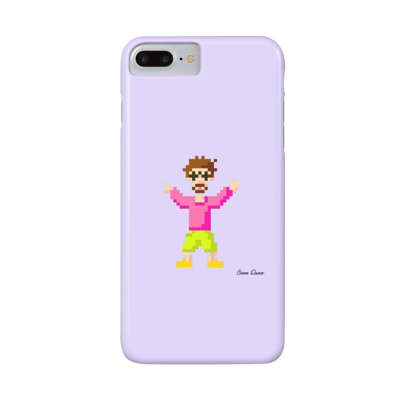 8 Bit Oom Dano Accessories Phone Case by Oom Dano's Winkeltje