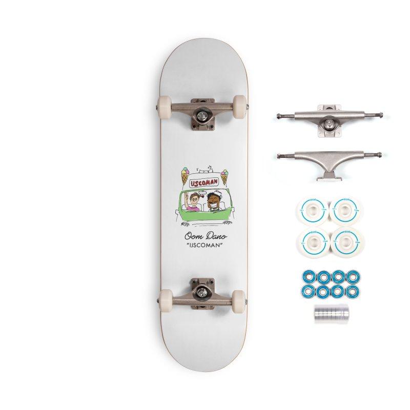 Ijscoman Accessories Skateboard by Oom Dano's Winkeltje