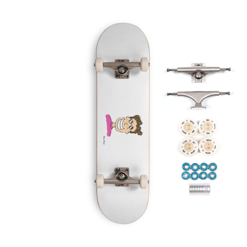 Oom Dano Accessories Skateboard by Oom Dano's Winkeltje