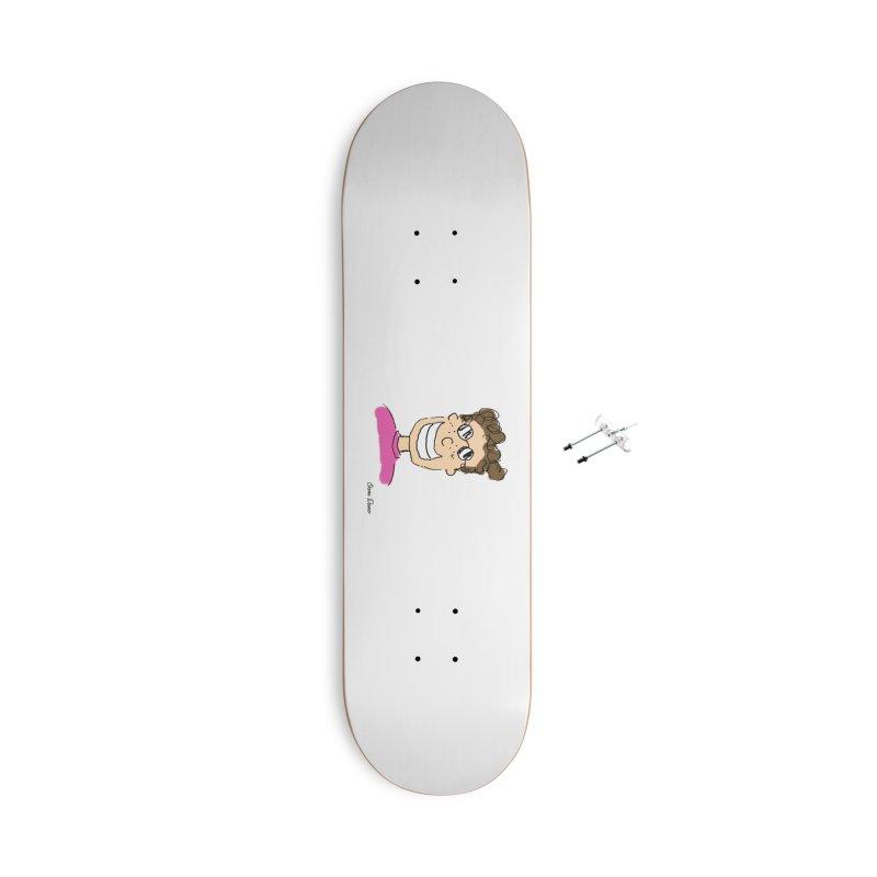 Oom Dano Accessories Skateboard by Oom Dano's Winkeltje