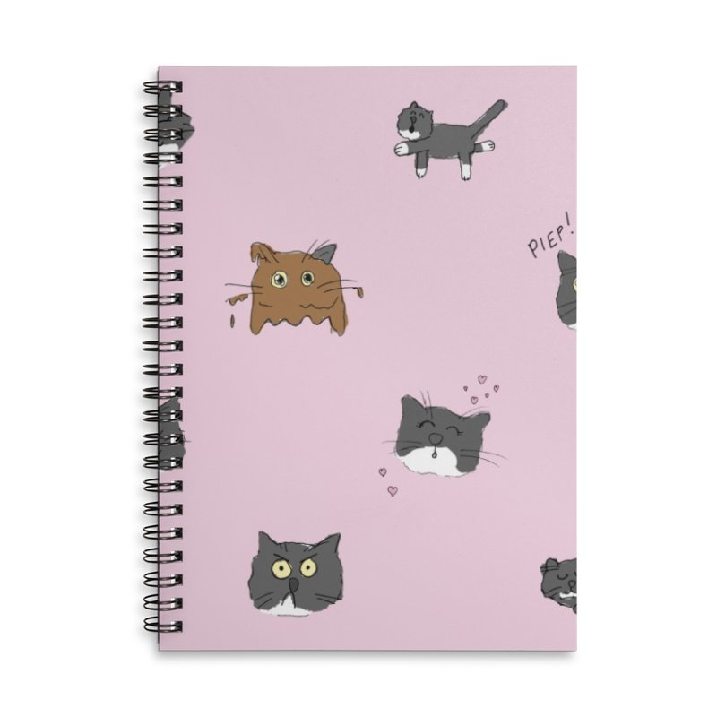 Hoofdjes Accessories Notebook by Oom Dano's Winkeltje