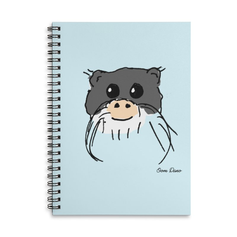 Aap Accessories Notebook by Oom Dano's Winkeltje