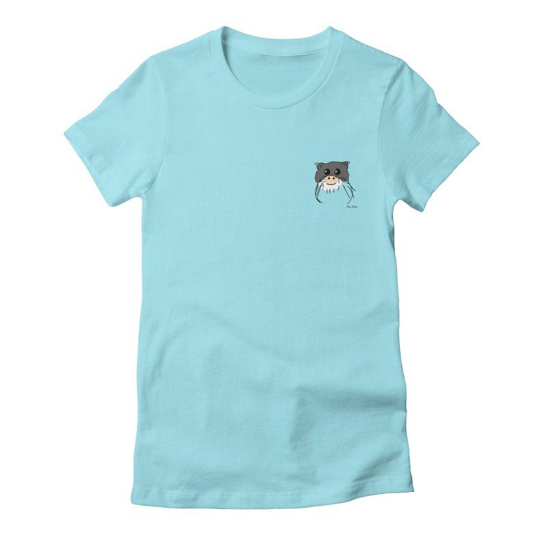 Aap Women's T-Shirt by Oom Dano's Winkeltje
