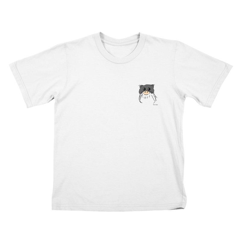 Aap Kids T-Shirt by Oom Dano's Winkeltje
