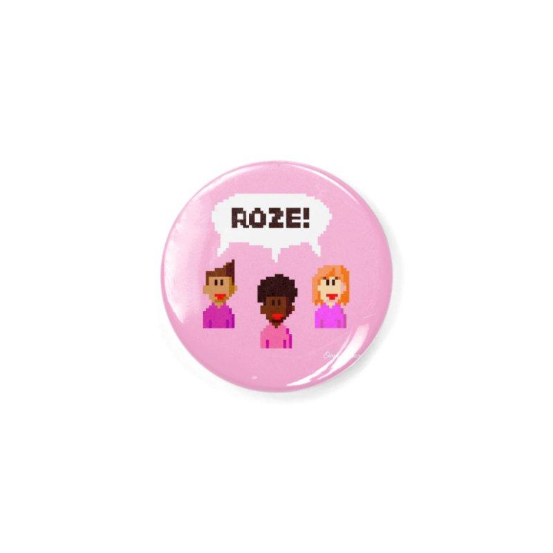 Roze! Accessories Button by Oom Dano's Winkeltje