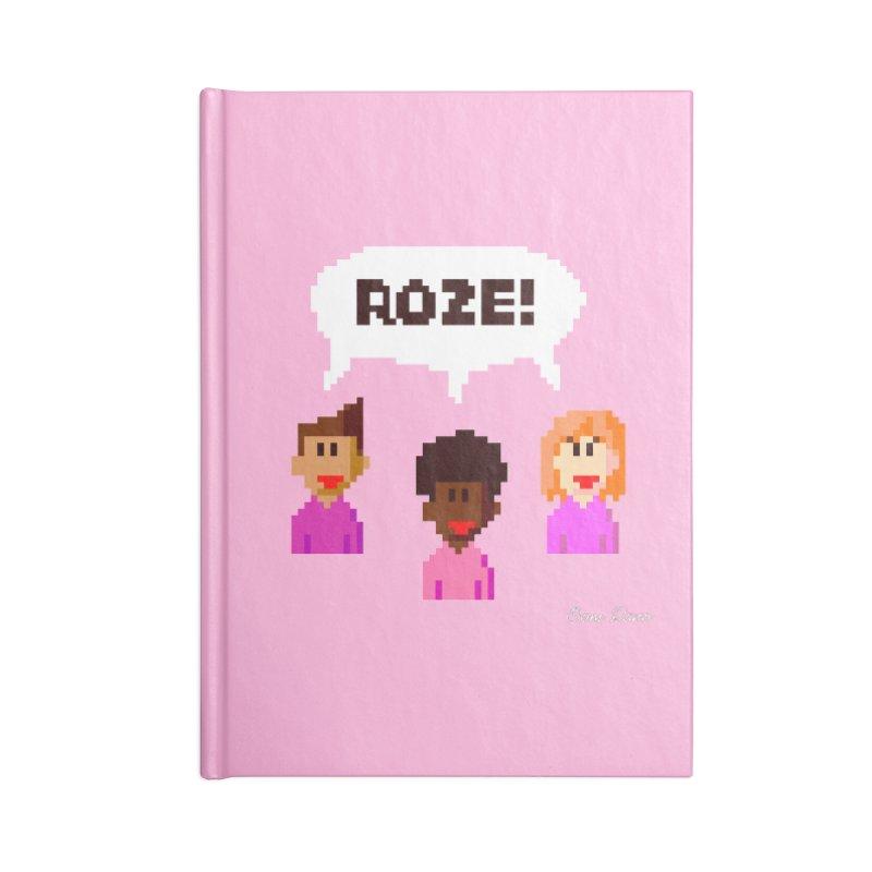 Roze! Accessories Notebook by Oom Dano's Winkeltje