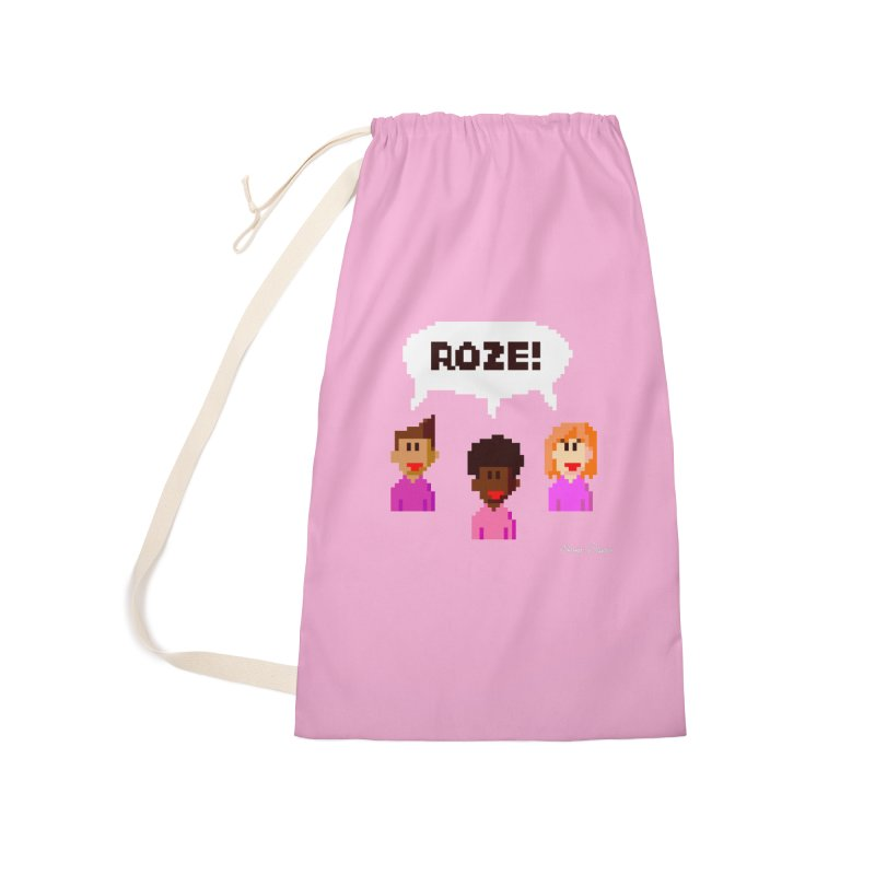Roze! Accessories Bag by Oom Dano's Winkeltje