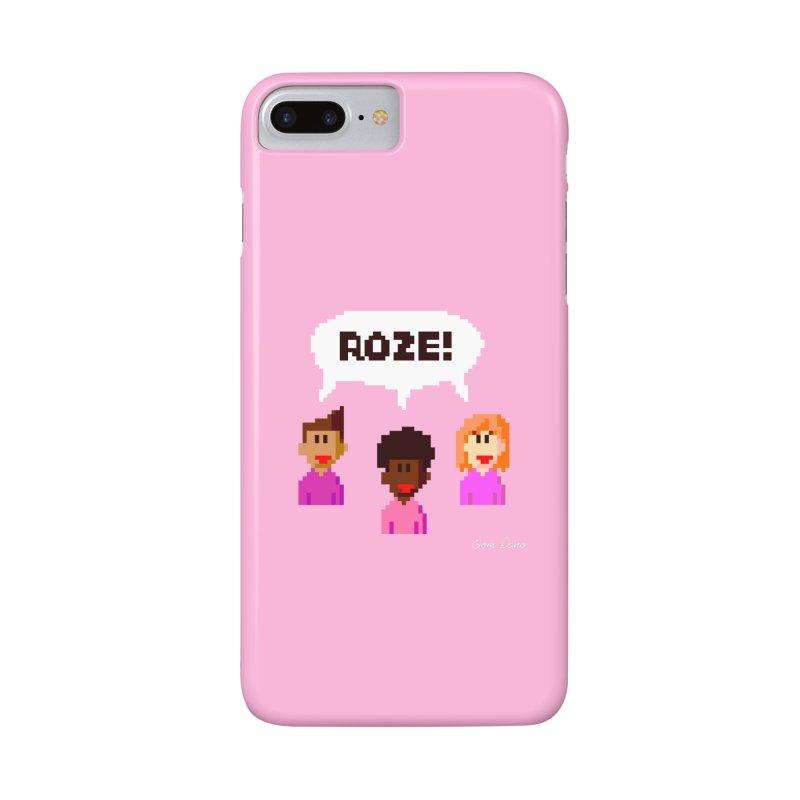 Roze! Accessories Phone Case by Oom Dano's Winkeltje