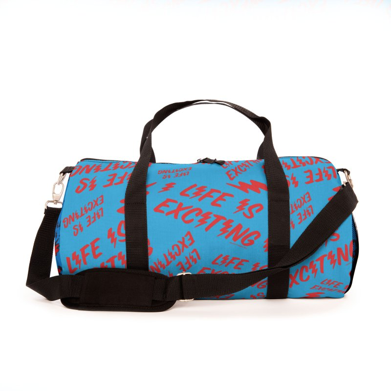 Life Is Exciting (Classic) Accessories Bag by Oopsy's Shop