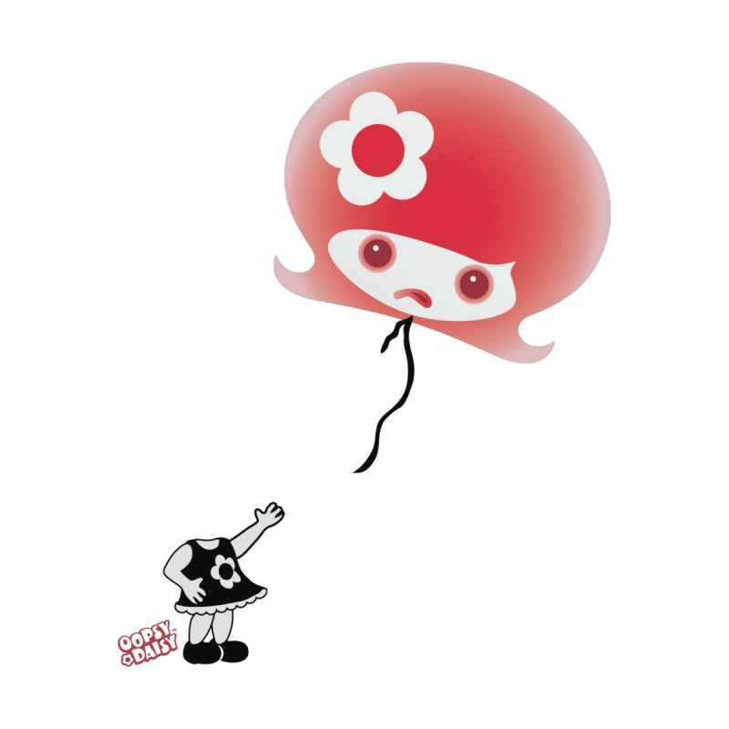 Balloon Head Banksy by Oopsy Daisy