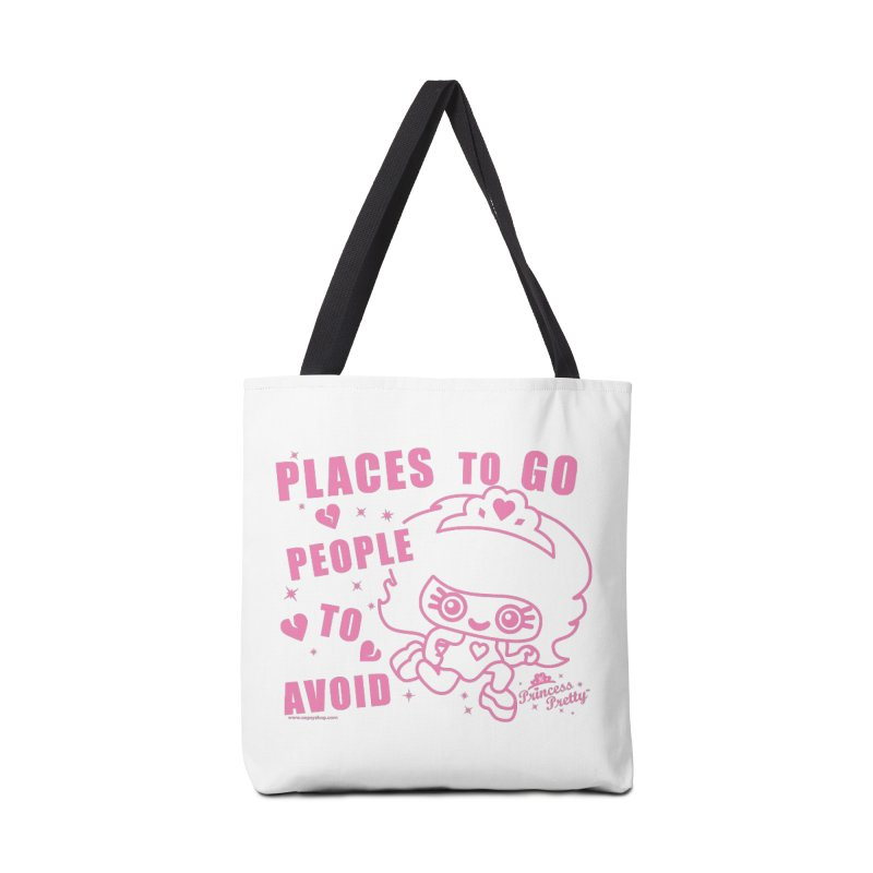 Places To Go People To Avoid Accessories Bag by Oopsy Daisy