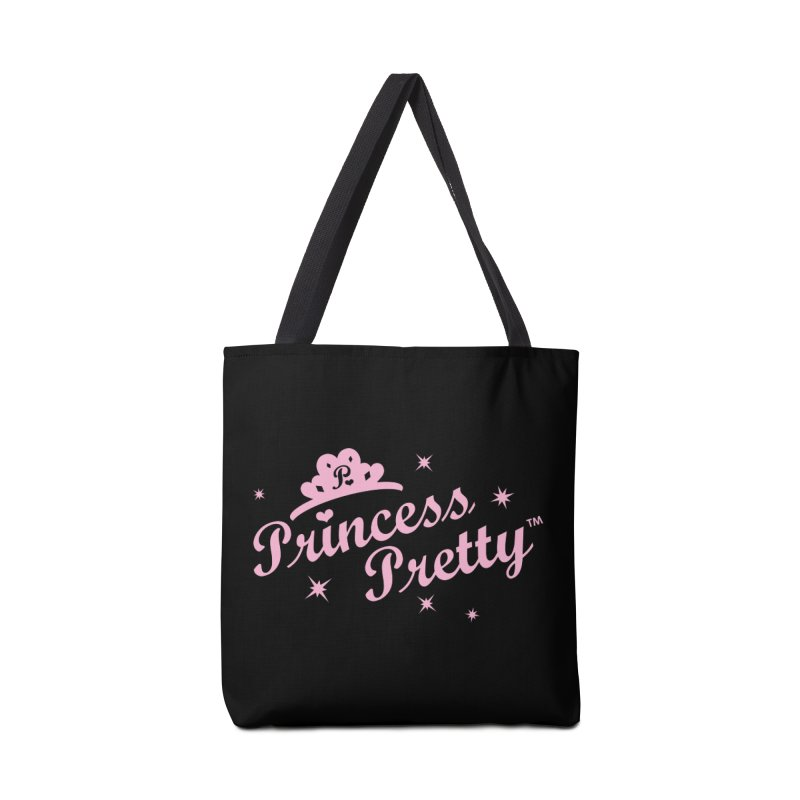 Princess Pretty Logo Accessories Bag by Oopsy Daisy