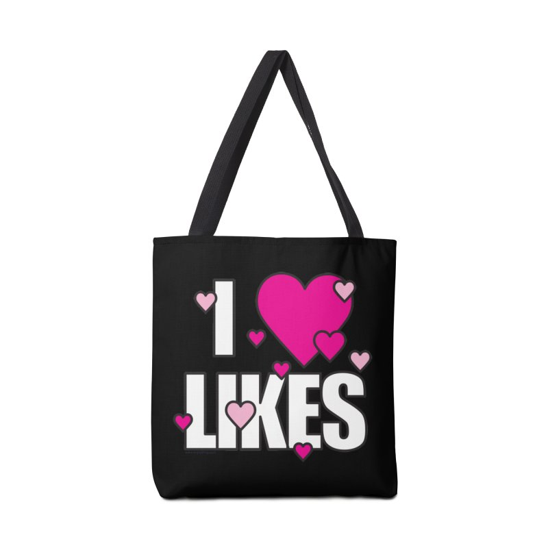I Heart Likes Accessories Bag by Oopsy Daisy