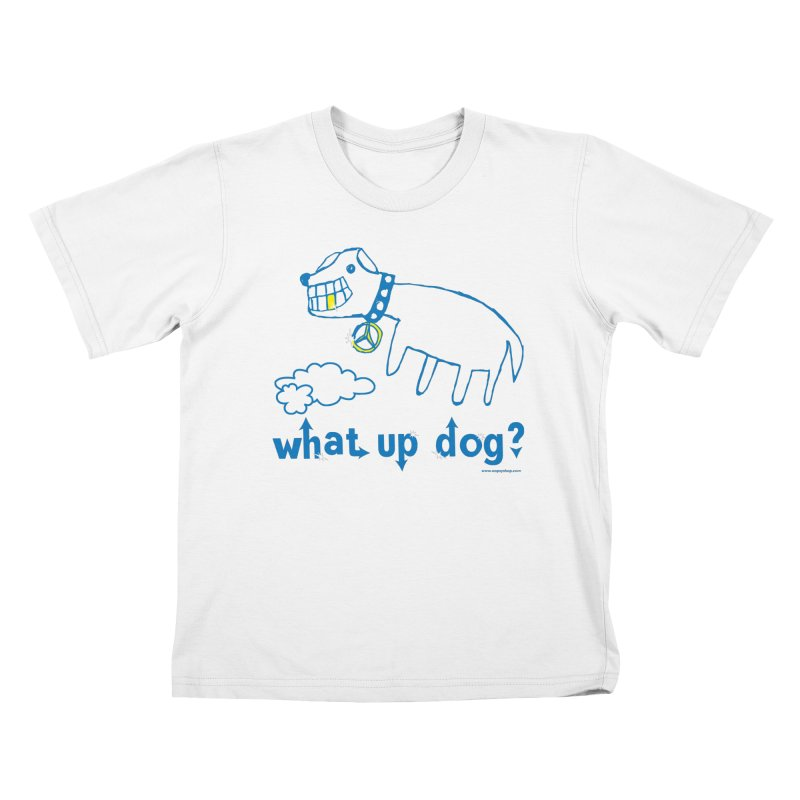 What Up Dog Kids T-Shirt by Oopsy Daisy