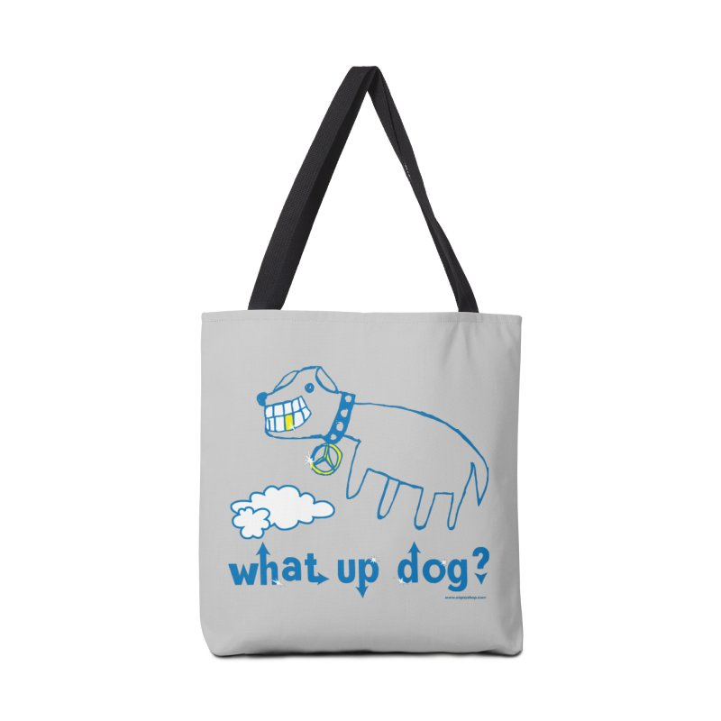 What Up Dog Accessories Bag by Oopsy Daisy
