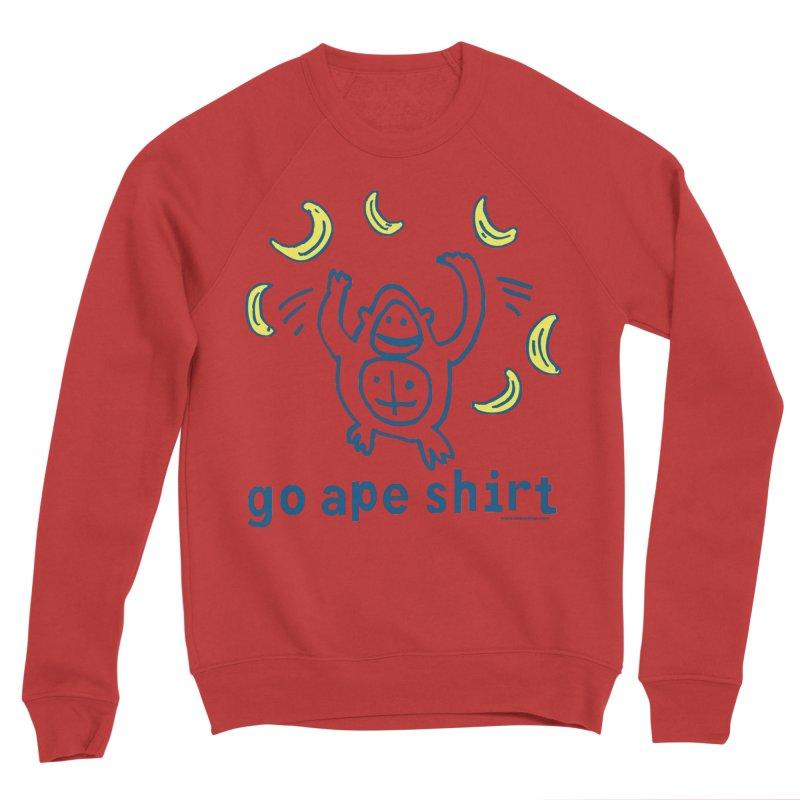 Go Ape Shirt Women's Sweatshirt by Oopsy Daisy