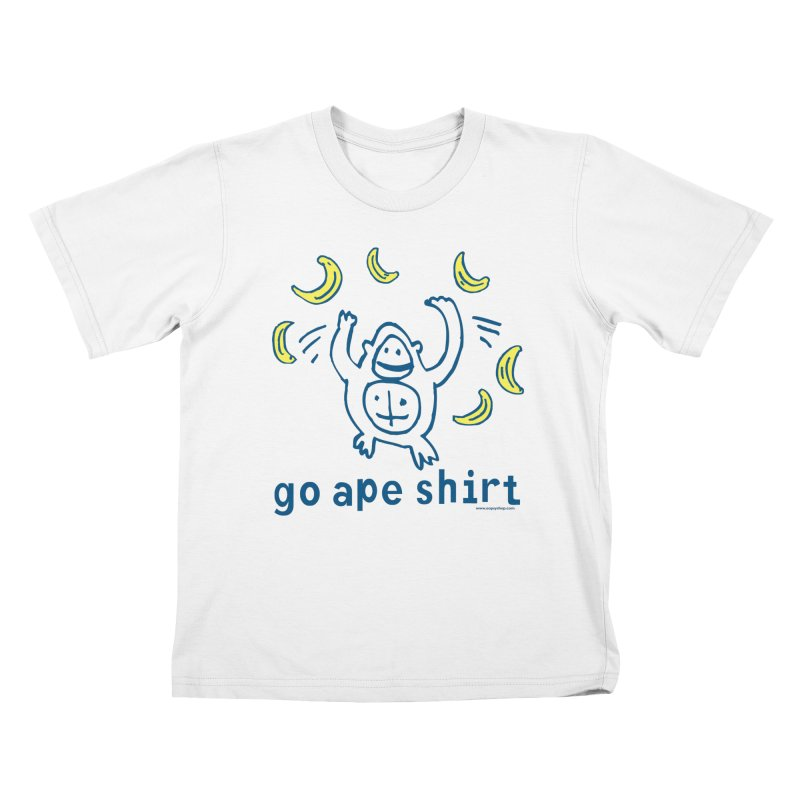 Go Ape Shirt Kids T-Shirt by Oopsy Daisy