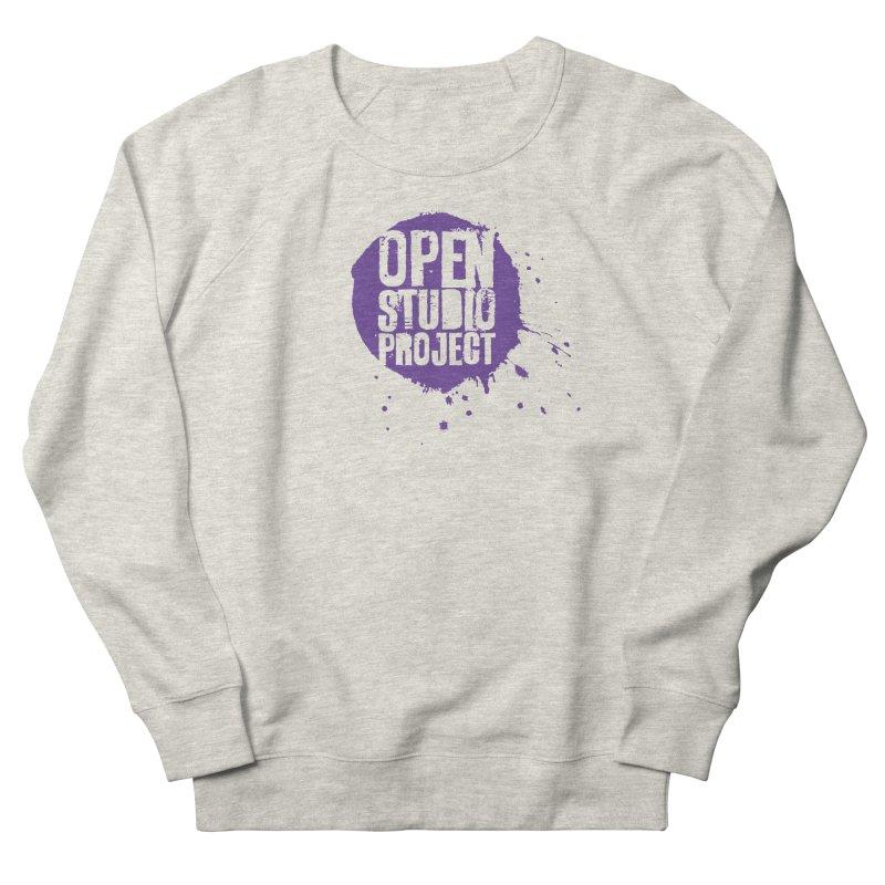 OSP Logo (Purple) Women's Sweatshirt by openstudioproject's Artist Shop