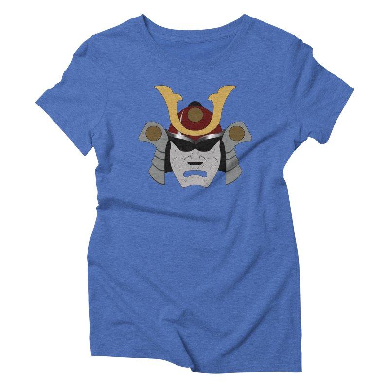 Samurai Helmet (3 of 6 Warrior Collection)   by openyourclosedmind Design's Artist Shop