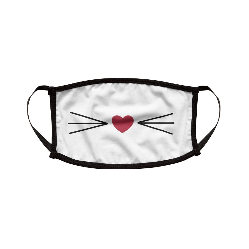 Face Mask - Whiskers Accessories Face Mask by operationkindness's shop