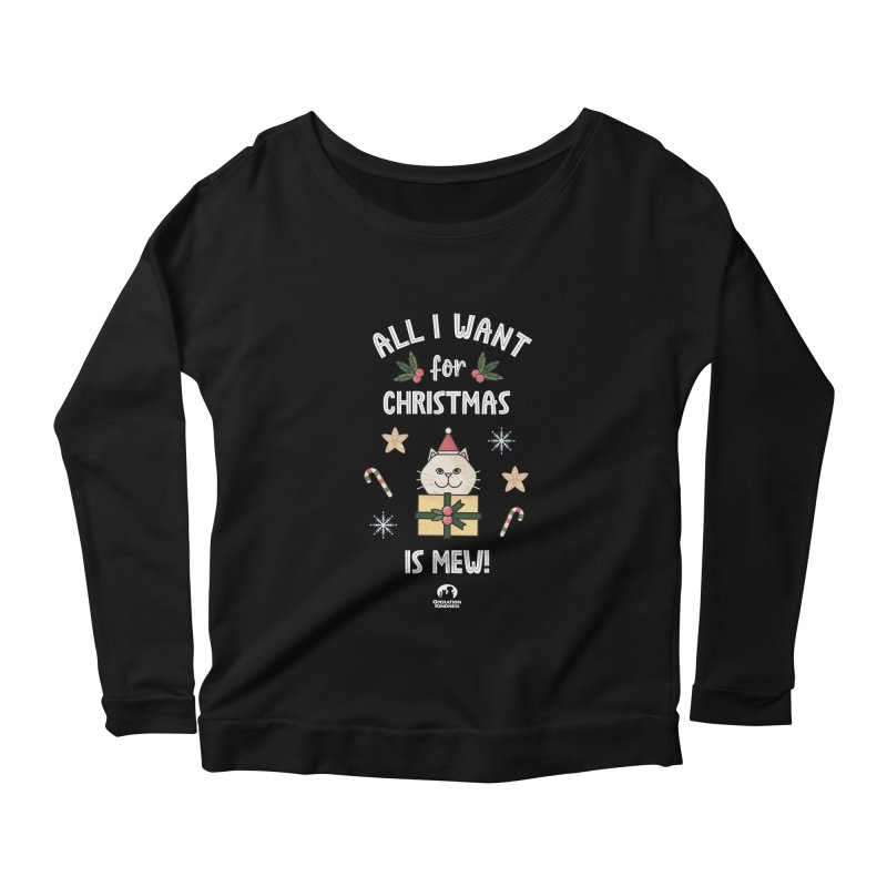 Limited Edition 2020 Holiday - All I Want For Christmas Women's Longsleeve T-Shirt by operationkindness's shop