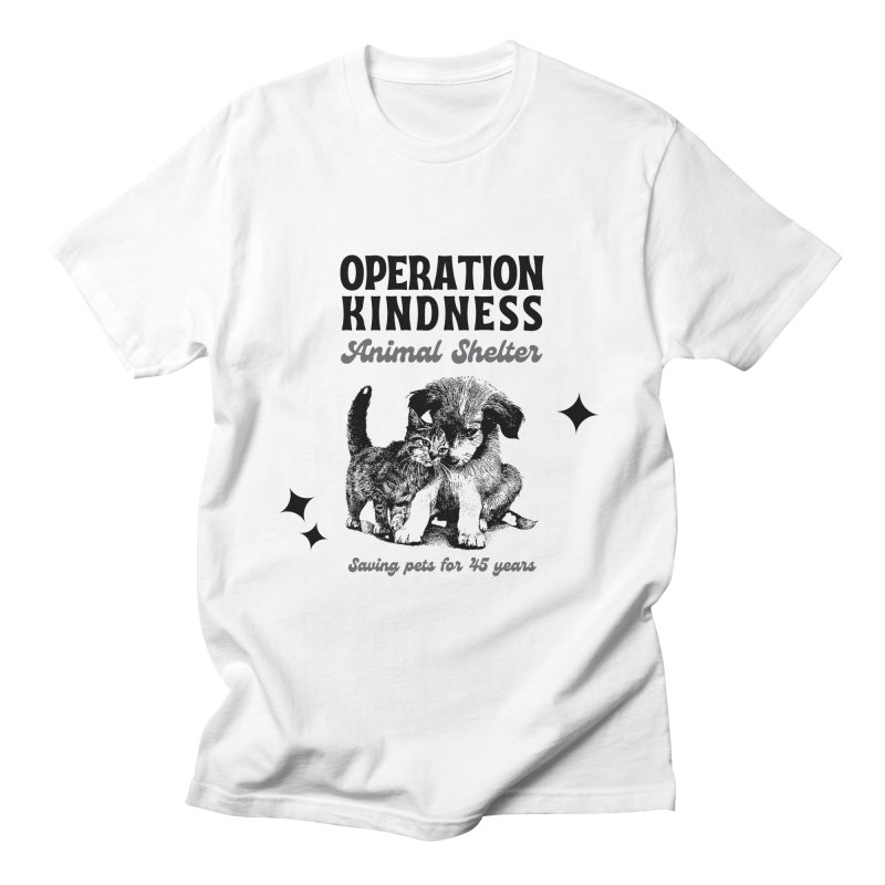 Men's None by operationkindness's shop