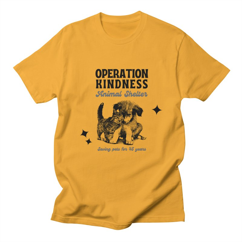 Special Edition: 45th Anniversary Men's T-Shirt by operationkindness's shop