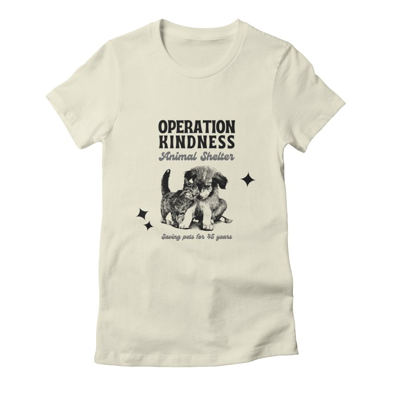 Special Edition: 45th Anniversary Women's T-Shirt by operationkindness's shop
