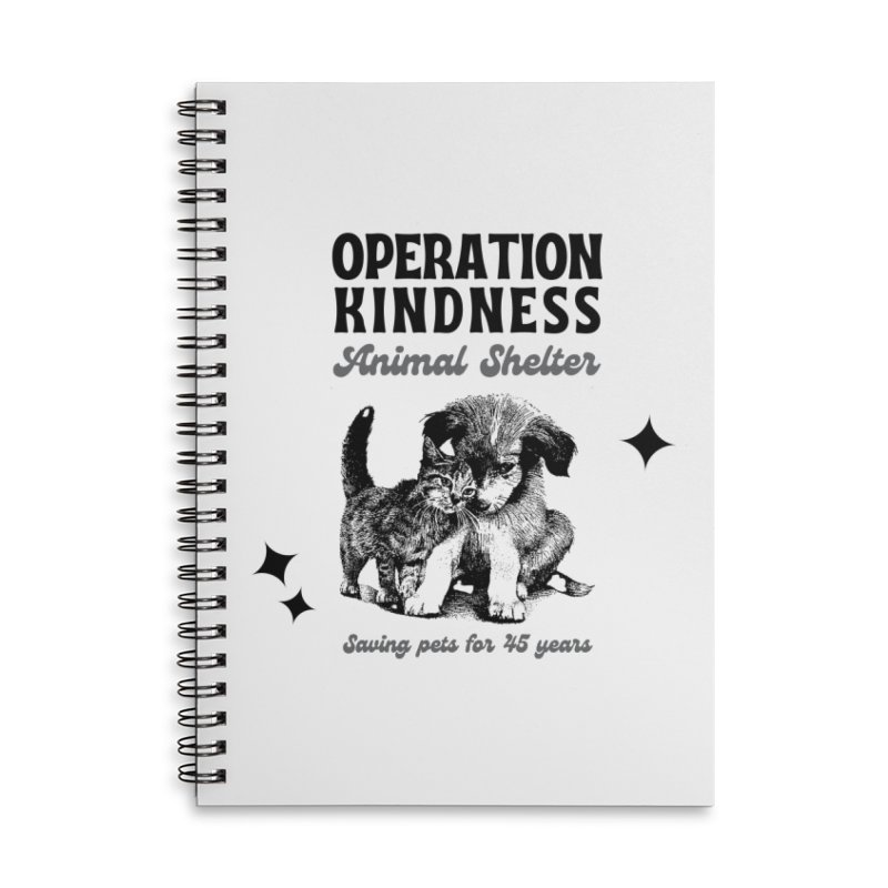 Special Edition: 45th Anniversary Accessories Notebook by operationkindness's shop