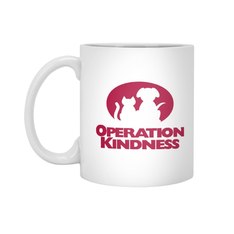 Operation Kindness Logo Accessories Mug by operationkindness's shop