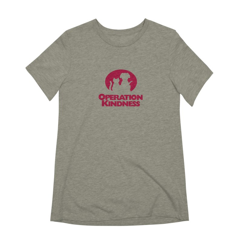 Operation Kindness Logo Women's T-Shirt by operationkindness's shop