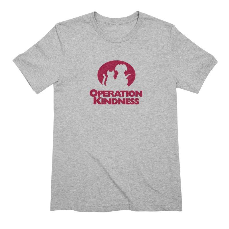 Operation Kindness Logo Men's T-Shirt by operationkindness's shop