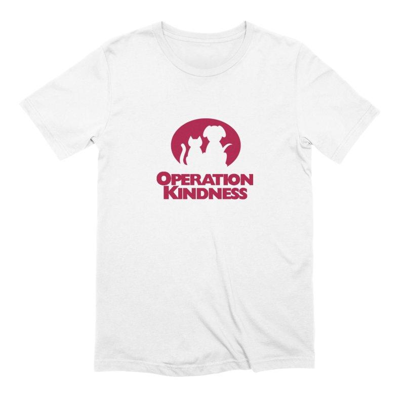 Operation Kindness Logo Men's Extra Soft T-Shirt by operationkindness's shop