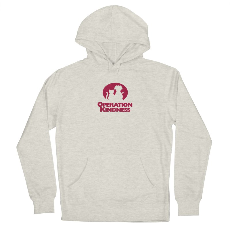 Operation Kindness Logo Men's Pullover Hoody by operationkindness's shop