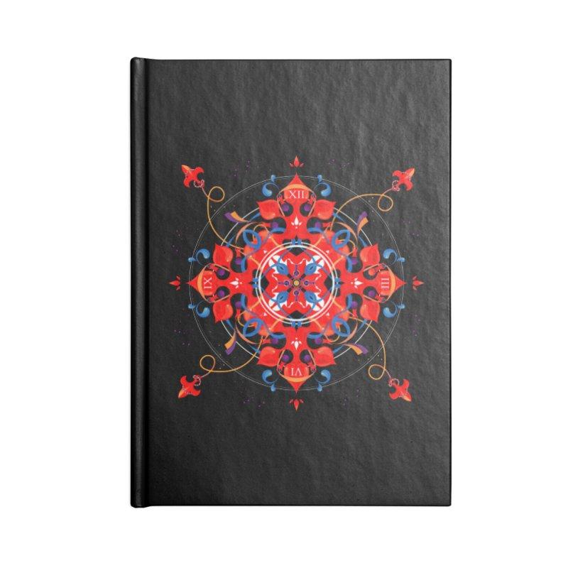 Ganesha Mandala Accessories Notebook by