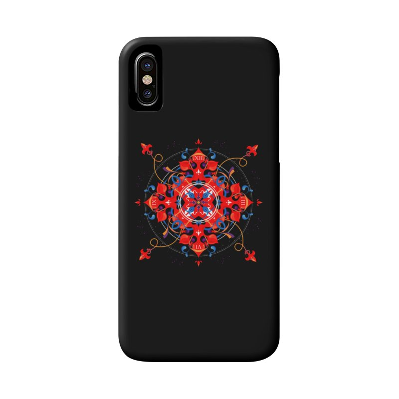 Ganesha Mandala Accessories Phone Case by