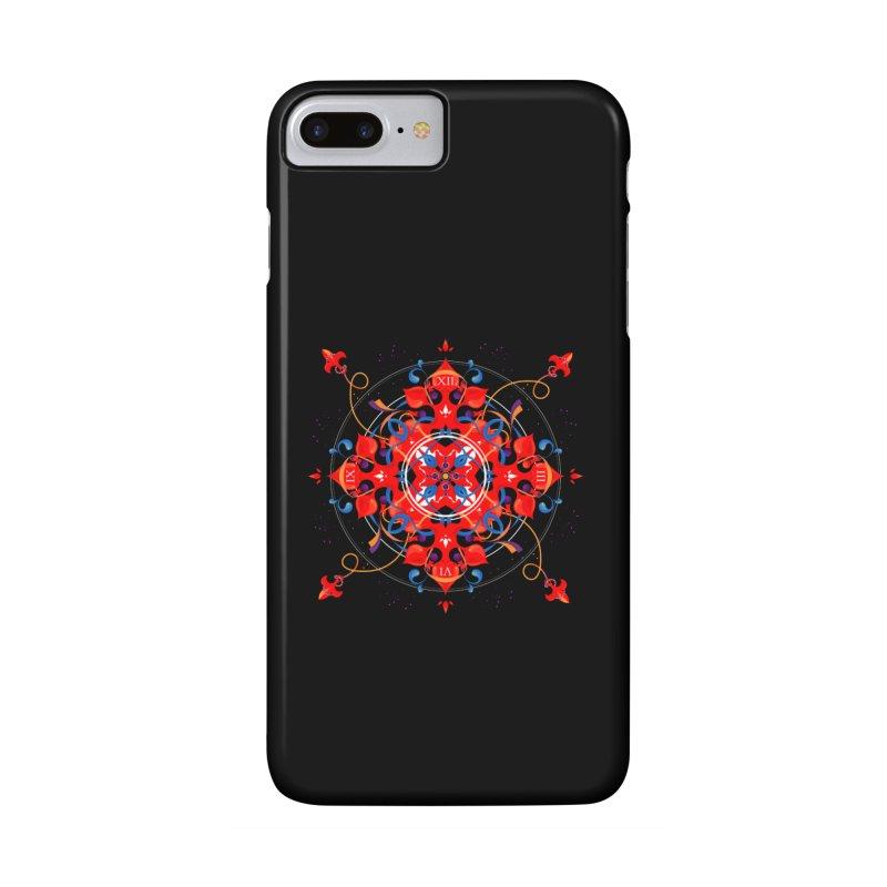 Ganesha Mandala Accessories Phone Case by