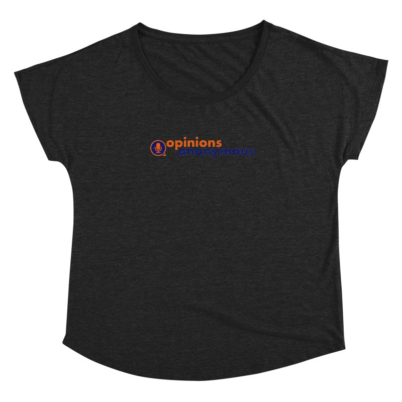 Opinions Anonymous Women's Dolman Scoop Neck by Opinions Anonymous