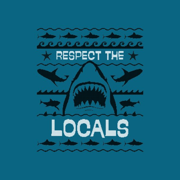 image for Respect locals