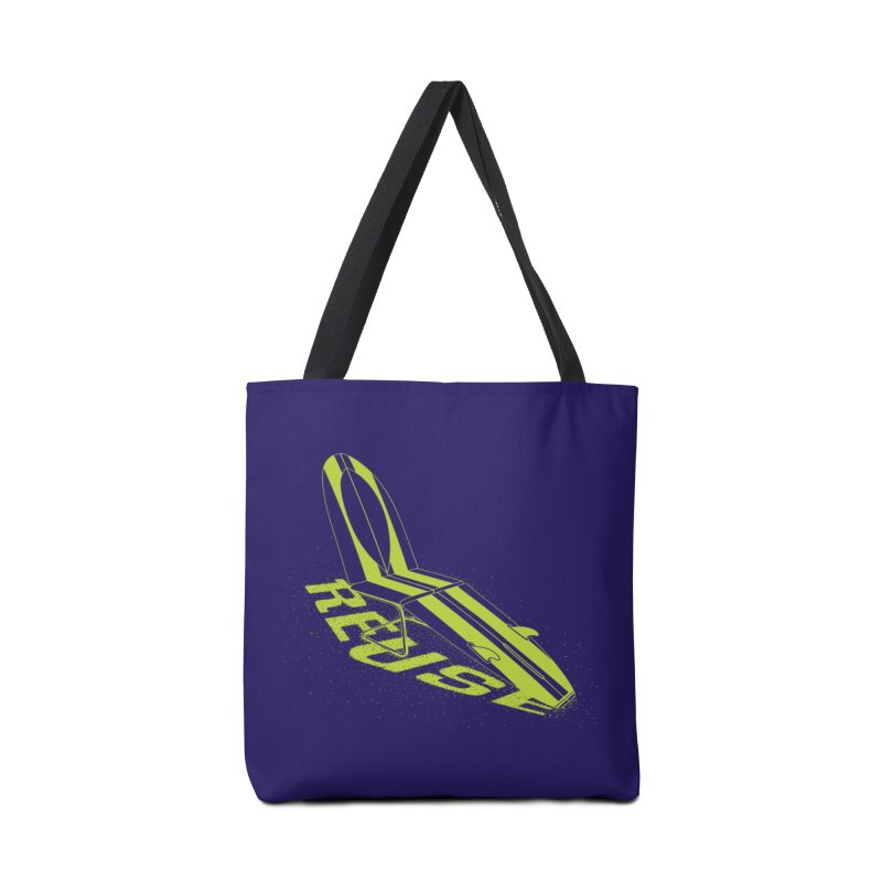 Reuse Accessories Tote Bag Bag by Opippi