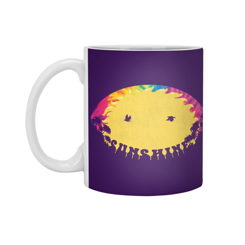 Gooday Sunshine Accessories Standard Mug by Opippi