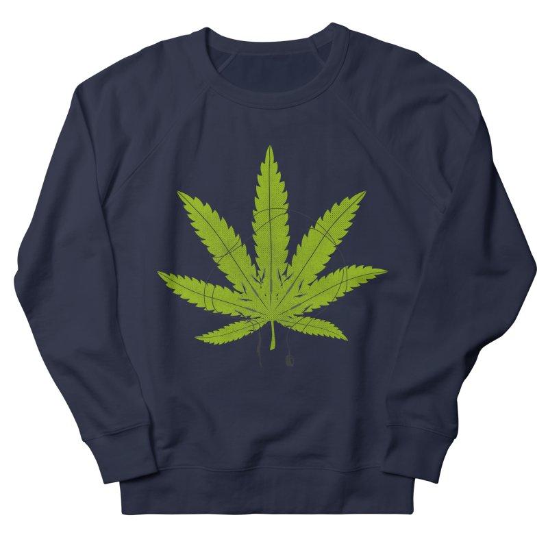 Ganjaboards Women's French Terry Sweatshirt by Opippi