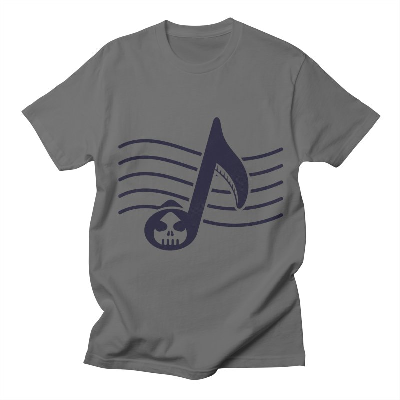 The Final Note Men's T-Shirt by Opippi