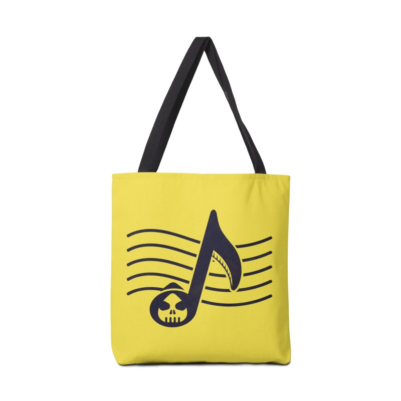 The Final Note Accessories Tote Bag Bag by Opippi